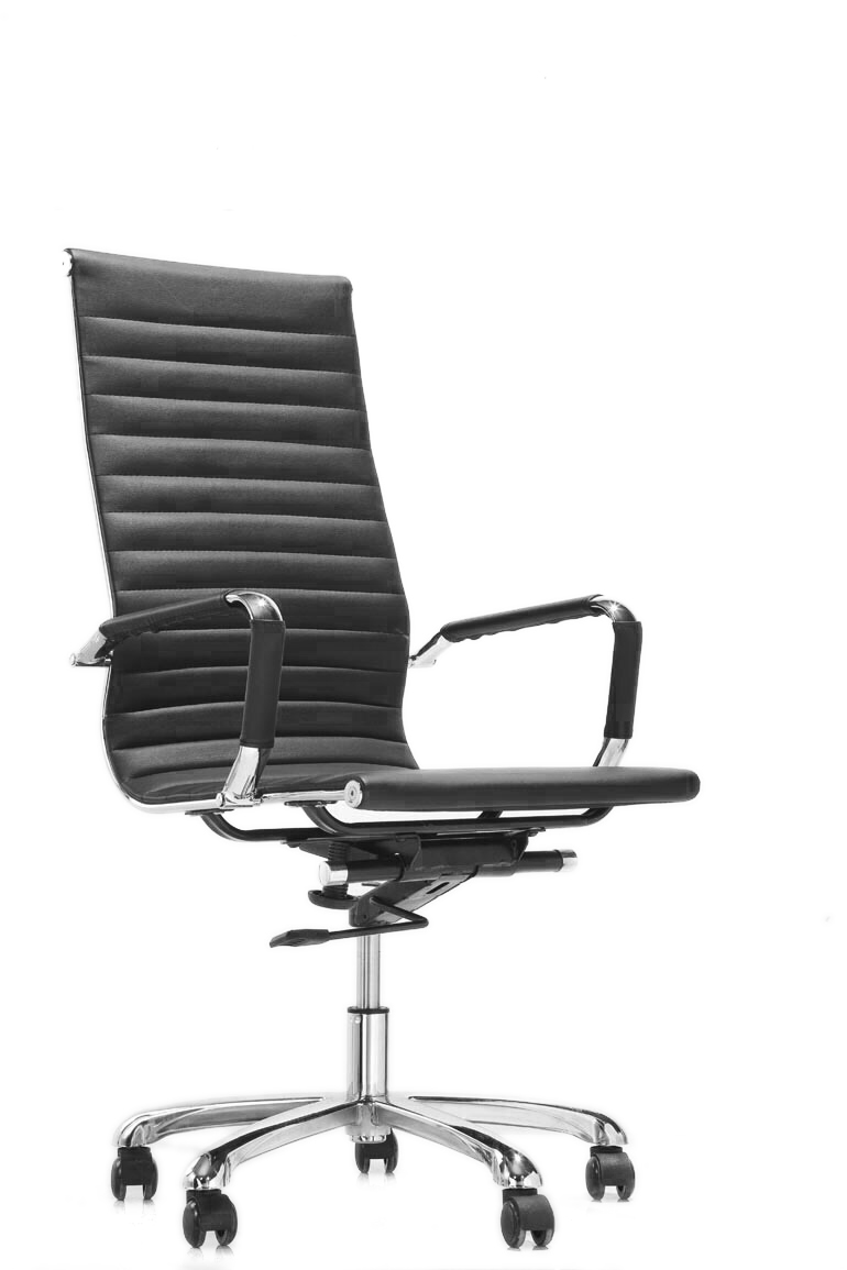 Cp All Steel 1 Leather High Back Office Chair Office Chairs Online