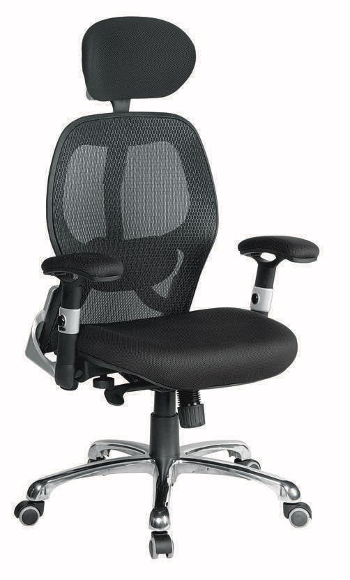 HI BACK MESH OFFICE CHAIR