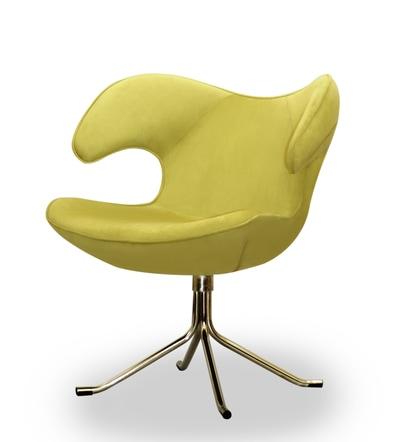 swoon medium back luxury chair
