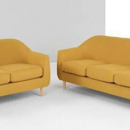 two three five seater sofa